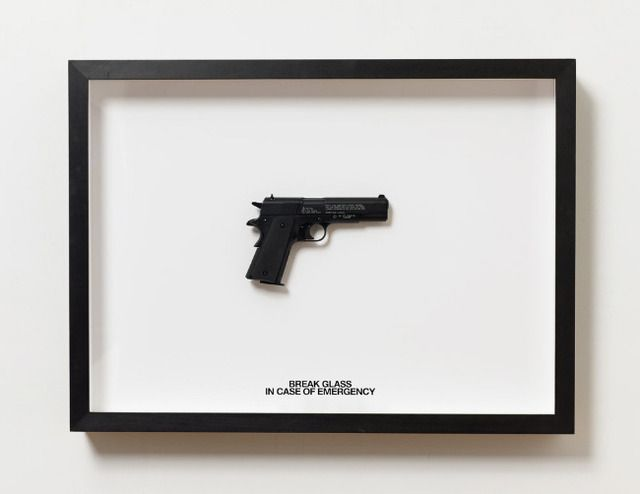 Ruby Anemic, 'Break Glass in Case of Emergency,' 2012, De Buck Gallery