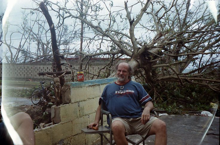 Hurricane Wilma was the most intense tropical cyclone ever recorded in the Atlantic basin. photos Puerto Morelos
