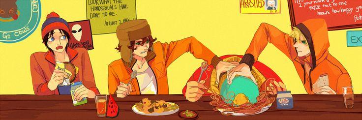 Lunch time by Kiddo-W on deviantART