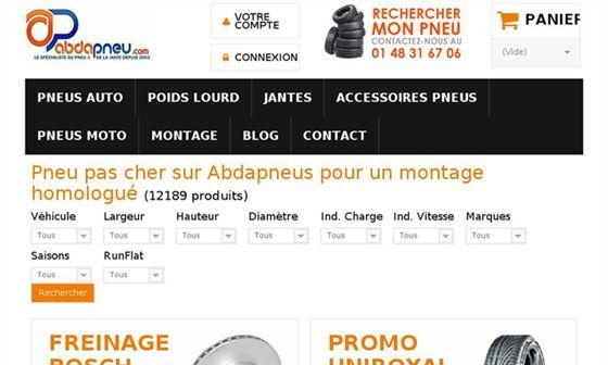 Abdapneus - Boutique de pneus pas chers     - Drancy, Seine-Saint-Denis, Île-de-France