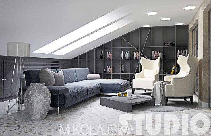 Dom w Dębicy w stylu vintage – MIKOŁAJSKAstudio Krystyna Mikołajska