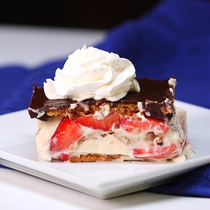 Strawberry Eclair Combines All of Everyone's Favorite Desserts - Shared