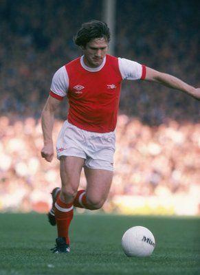 Pat Rice - Arsenal through and through.