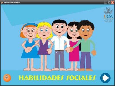 Programa de habilidades sociales para infantil y primaria.