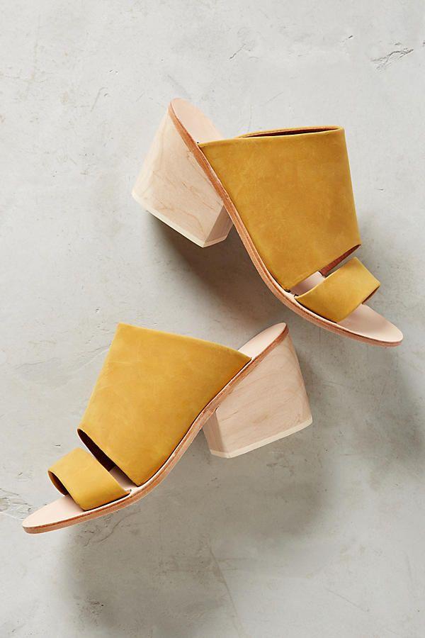 Slide View: 1: Ceri Hoover Millie Mule Sandals