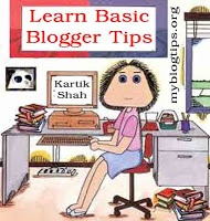 Learn Basic blogger tips from Mashable and Labnol