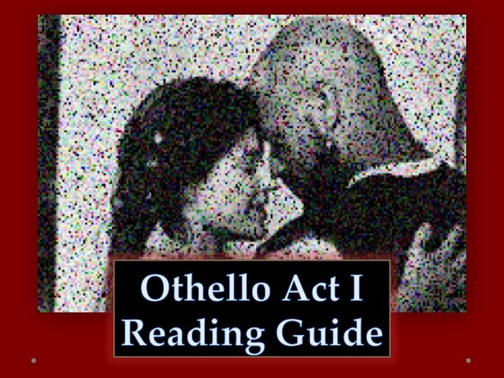 othello act 6 imaginary Sir, i believe this piece of trash, bianca, has something to do with all this trouble —hang in there, cassio—come here, bring the light do you recognize this face .