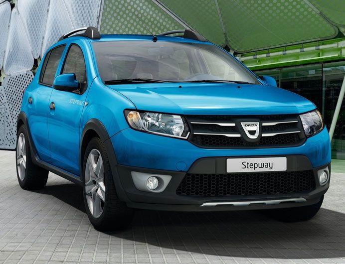 Dacia Sandero Stepway 0.9 TCE 90 Ambiance Leasing
