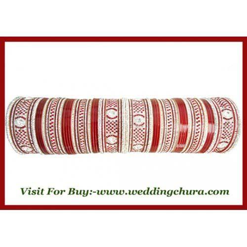 Indian wedding chura