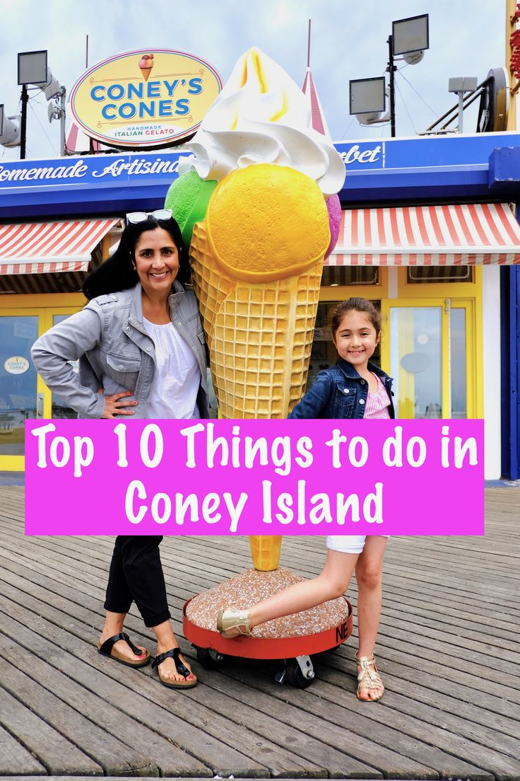 Summer Fun: Top 10 Things to do in Coney Island