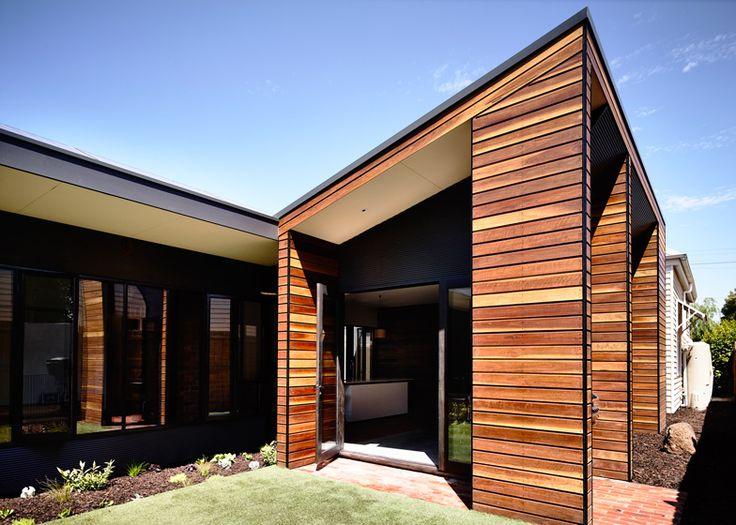 Cihly jako hlavní ozdoba rodinného domu v australském Melbourne   Architektura   WORN magazine