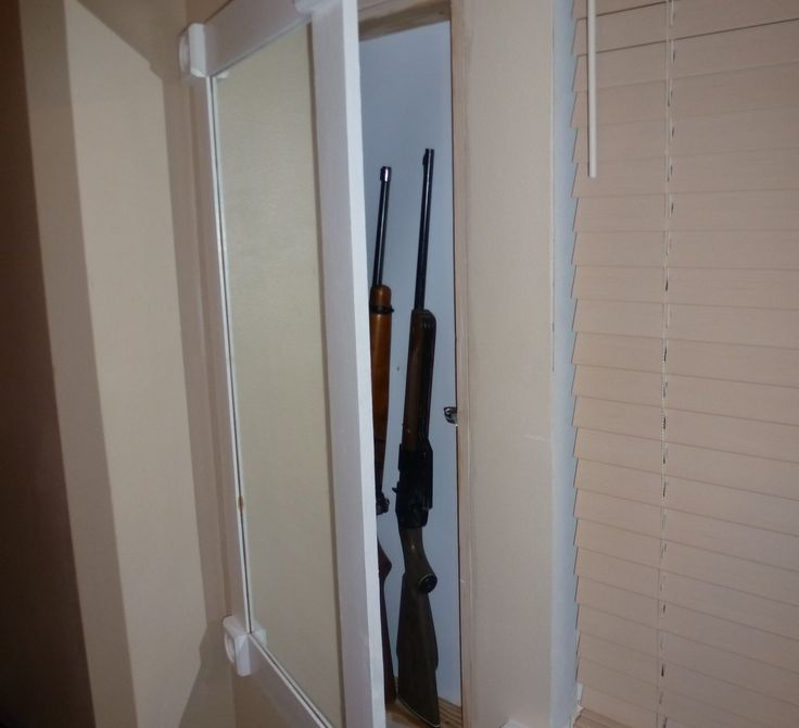 Move Existing Cabinets Up On The Wall To Have Up To The: 17 Best Ideas About In Wall Gun Safe On Pinterest