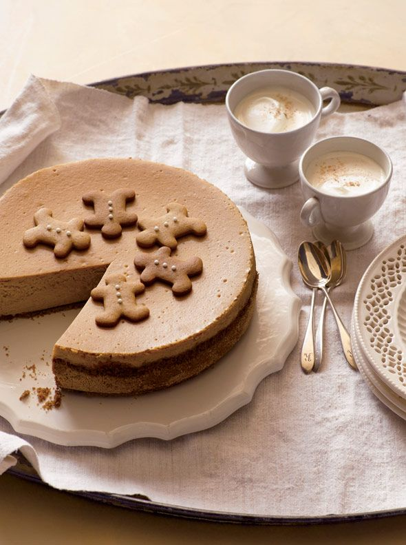 Gingerbread Cheesecake Recipe (Sugar and spice and everything nice.)