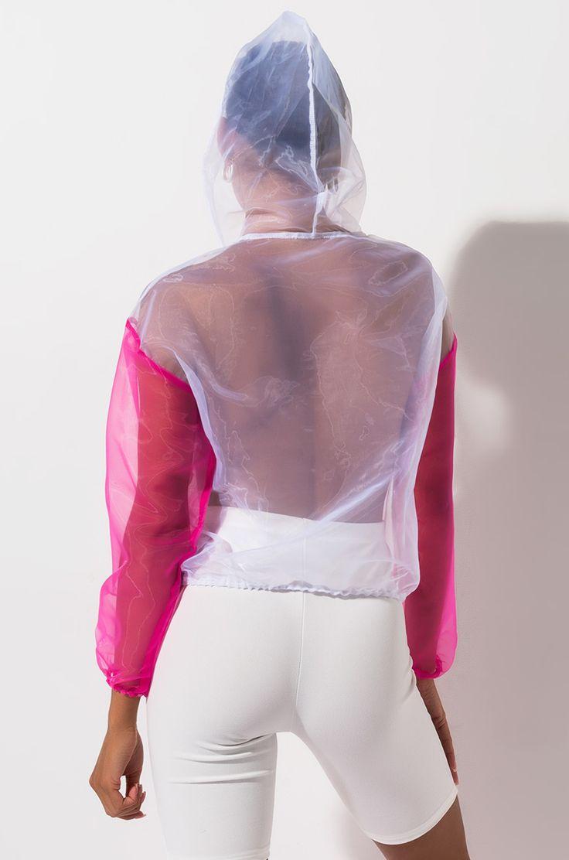 see your game organza pullover durchsichtige bluse