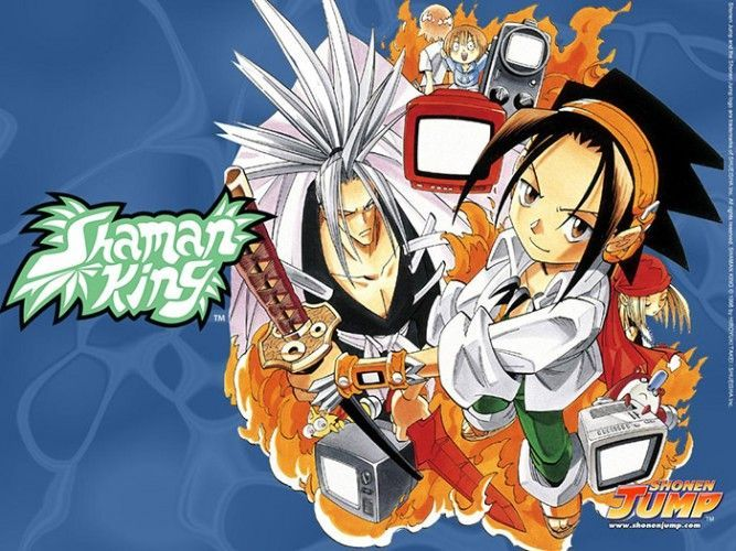 Image Result For Shaman King Image King Result Shaman