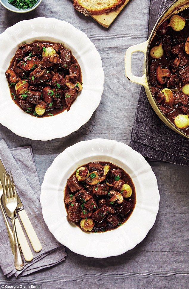 Mary Berry's Family Sunday Lunches part two: Beef bourguignon