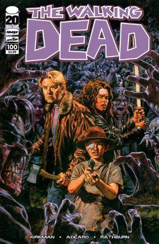 Walking Dead #100 Sean Phillips Variant @ niftywarehouse.com #NiftyWarehouse #WalkingDead #Zombie #Zombies #TV