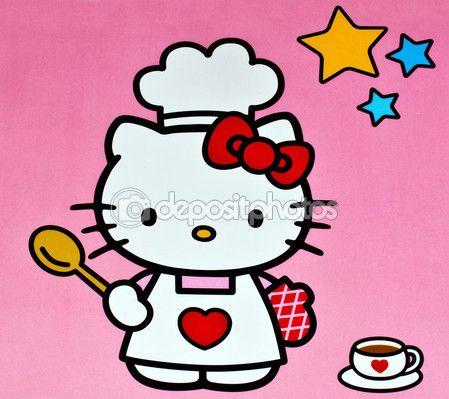 De Hello kitty — Foto de Stock #56909333