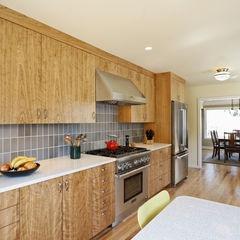 modern kitchen by Howells Architecture + Design, LLC