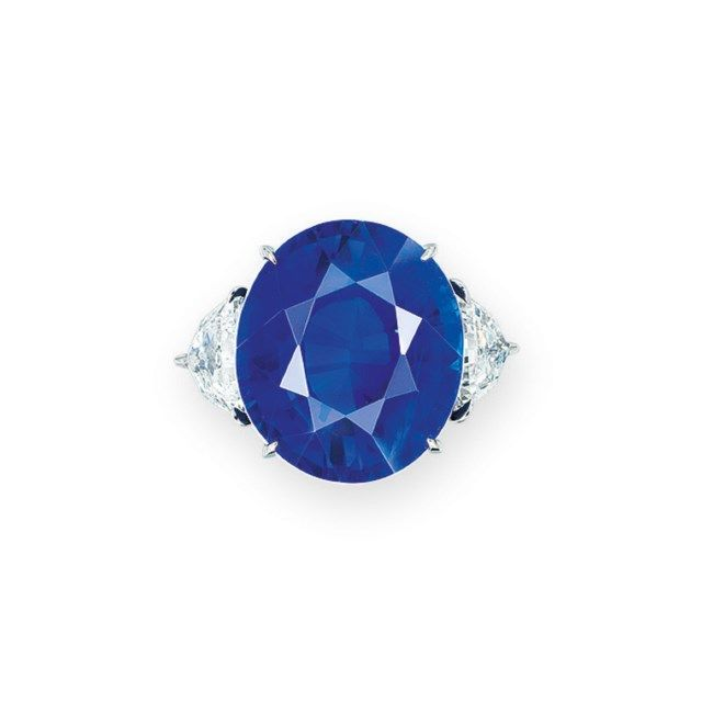 Important Sapphire And Diamond Ring Price Realised Hkd 8 500 000 Usd 1 086 070 Estimate Hkd 8 000 000 Hkd 12 0 Diamond Rings With Price Sapphire Blue Rings
