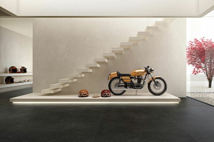 Ultra iCementi by Ariostea  - Marry the ceramic but think about the concrete.