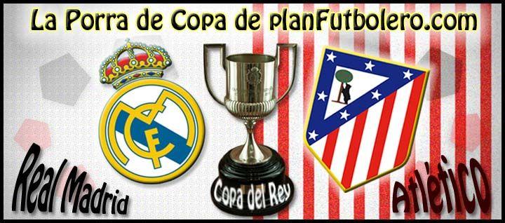 Porra Real Madrid - Atlético de Madrid