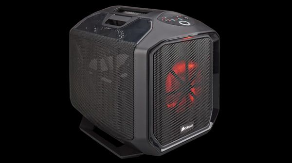 Corsair 380T Window Mini ITX Review