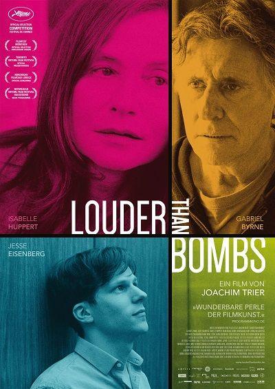 """Louder Than Bombs"" von Joachim Trier. Mehr unter: http://www.kino-zeit.de/filme/louder-than-bombs"