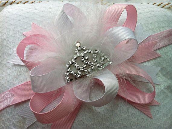Princess Headbands / Crown Headbands / Princess Hair bands / Baby Headbands / Girls Accesories / Feathers Headbands on Etsy, $10.99