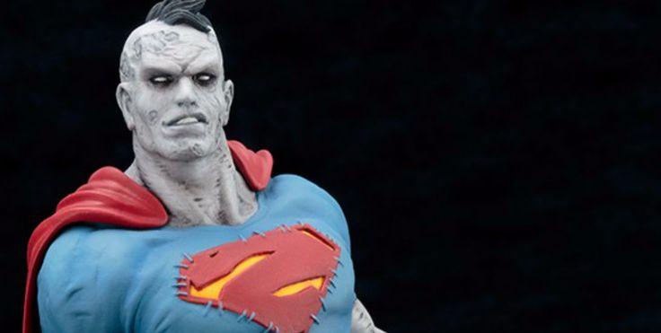DC Comics Bizarro New 52 ARTFX+ Statue Coming From Kotobukiya!