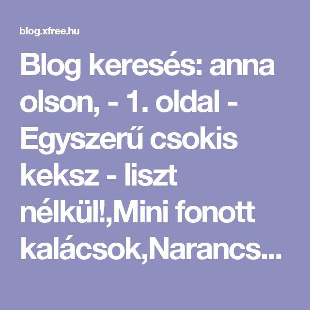 Blog keresés: anna olson, - 1. oldal - Egyszerű csokis keksz - liszt nélkül!,Mini fonott kalácsok,Narancsos-ricottás minidesszertek avagy Cassata ,Valentin napi randevú___***F I L M*** ,kandirozott narancsos cassata ,észak amerika kedvenc sütije ,céklás csokitorta,hajós sütemény,sós csigák ,áfonyás keksz ,, , 2017-09-21 - [ Blog.xFree.hu ]