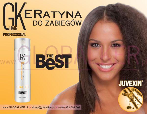 GK hair Keratyna THE BEST do zabiegow keratynowego prostowania wlosow Global Keratin Juvexin Warszawa Sklep #no.1 #globalker http://globalker.pl/keratyna-do-zabiegow/79-gk-hair-keratyna-the-best-1000ml-global-keratin.html