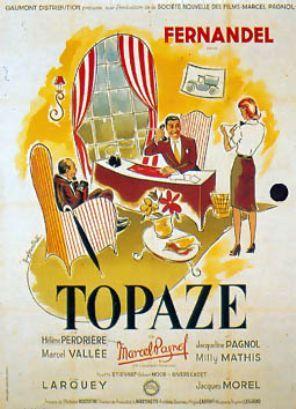 Topaze-Marcel Pagnol
