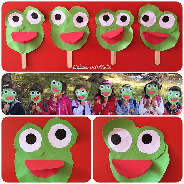 frog puppet craft   Crafts and Worksheets for Preschool,Toddler and Kindergarten
