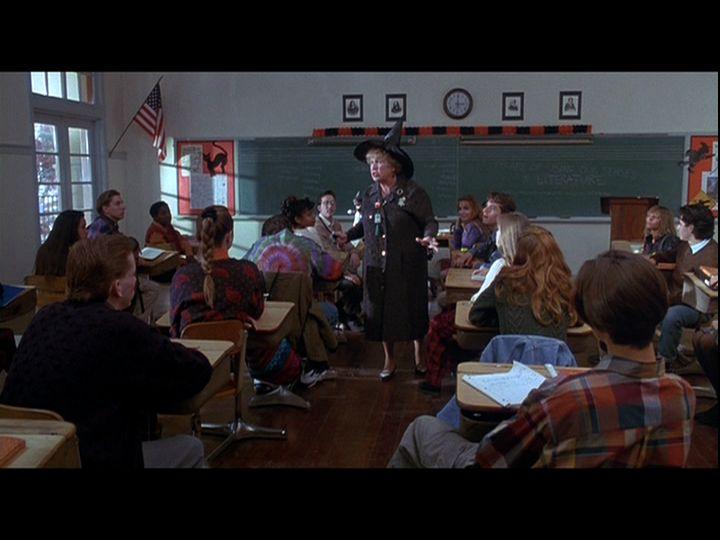 Hocus Pocus classroom