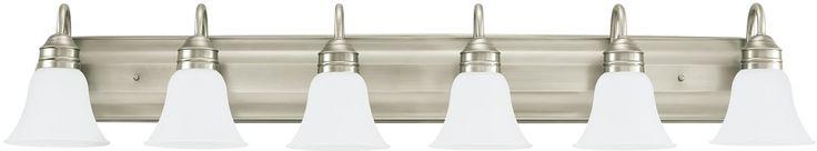 0-022073>Gladstone 6-Light Energy Star Bath Vanity Antique Brushed Nickel