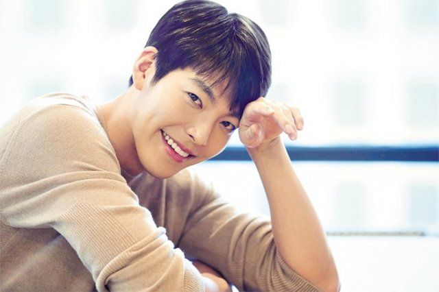 Actor Kim Woo-bin Says Good Roles Come to Those Who Wait @ HanCinema :: The Korean Movie and Drama Database