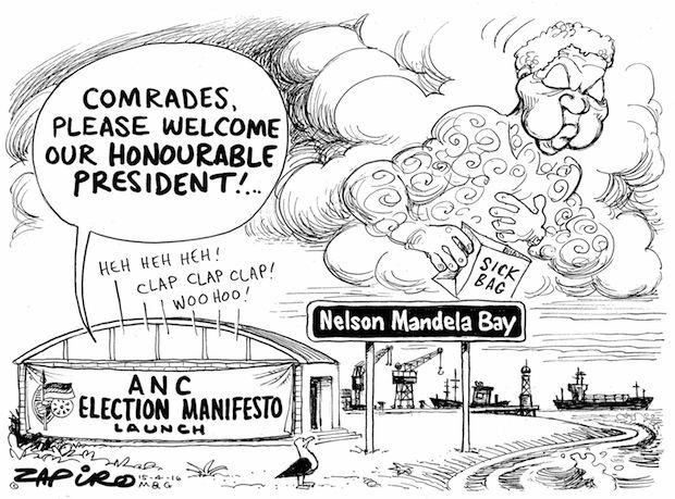 ANC election manifesto launch