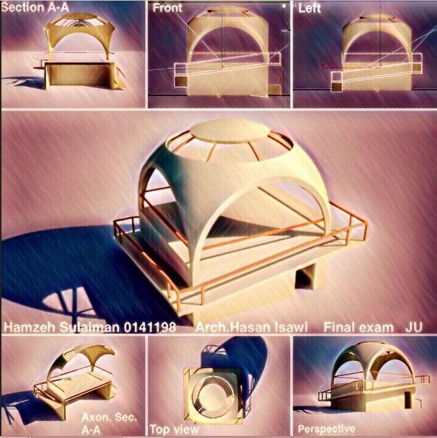 Hamzeh Ma'aleah Manaseer  to  Architectural Communication Skills-