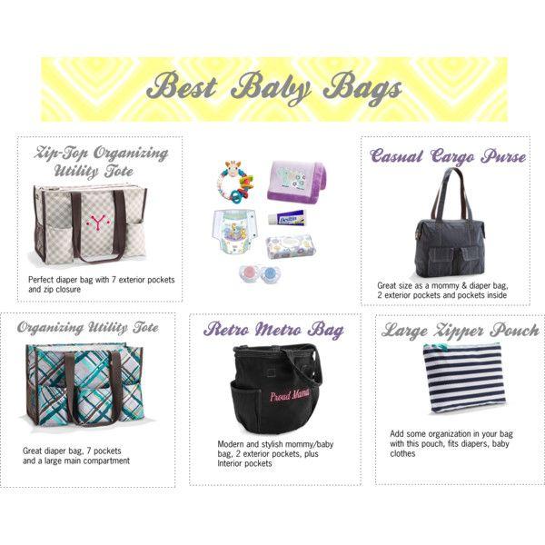 Best Baby Bags www.mythirtyone.com/RandeSerbanjak