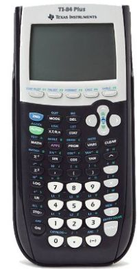 1.Texas Instruments TI-84 Plus Graphics Calculator