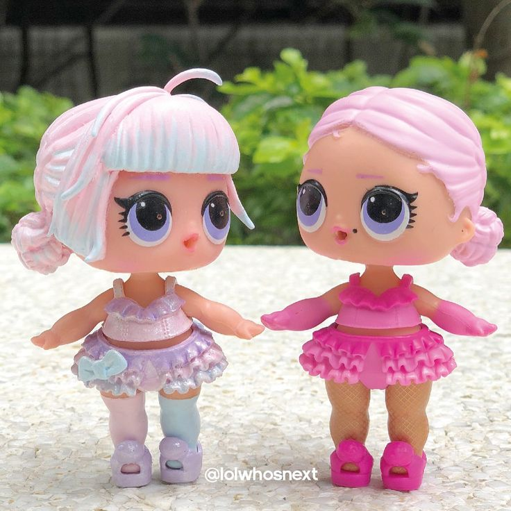 Side by Side or Miles Apart Sisters will Always be Connected by  #sisterlove Harajuku baby without her  and  accessories.