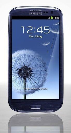 Samsung Galaxy S III.....BADASS phone I want it!!!