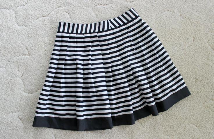 thrifted thrifting thrift haul opshopping skirt