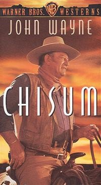 131. Chisum (1970)    6.9/10   Cattle baron John Chisum joins forces with Billy the Kid and Pat Garrett to fight the Lincoln County land war. (111 mins.) Director: Andrew V. McLaglen Stars: John Wayne, Forrest Tucker, Christopher George, Ben Johnson