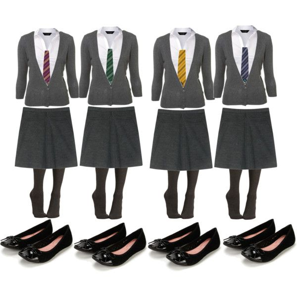 Hogwarts Uniform girls | Hogwarts uniform Hogwarts and Harry potter