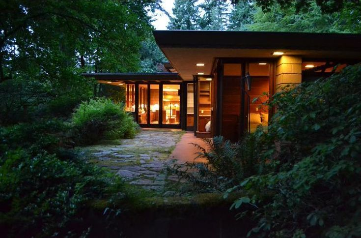 24 best images about usonian on pinterest architecture for Frank lloyd wright usonian home plans