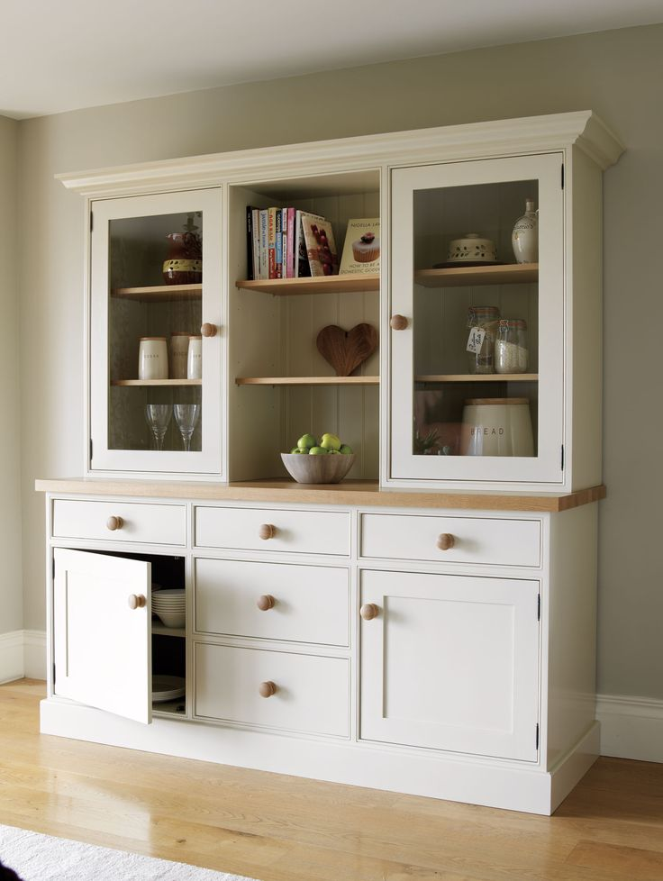 Kitchen Dresser-two middle shelves