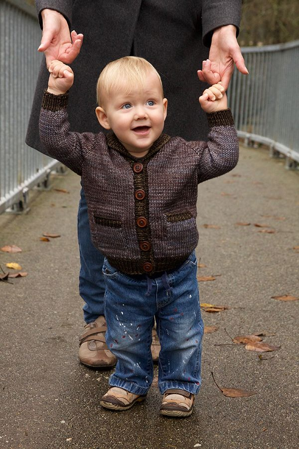 We think it's hilarious how babies sometimes look like old geezers – so we created this shawl-collared grandpa sweater for your grouchy little old man! Suit him or her up and no matter how gr…