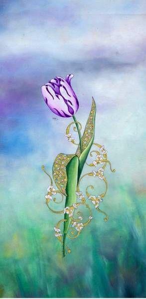 Tezhib: Emine Süsoy.... Klasik Türk Sanatları Vakfı